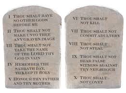 Commandments #7