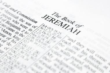 Jeremiah #40