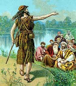 The Life of John the Baptist